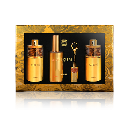 Aurum Twin Gift Set