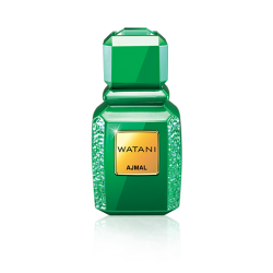 Green Watani For Unisex - Abyad