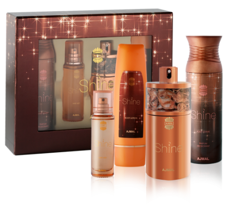 Shine Gift Set for Women